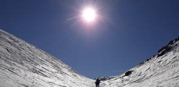 La Guida - Escursioni in val Ubayette e sulle alture di Pianfei