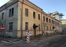 La Guida - Iniziati i lavori nell'isolato dell'ex centro lavoro protetto