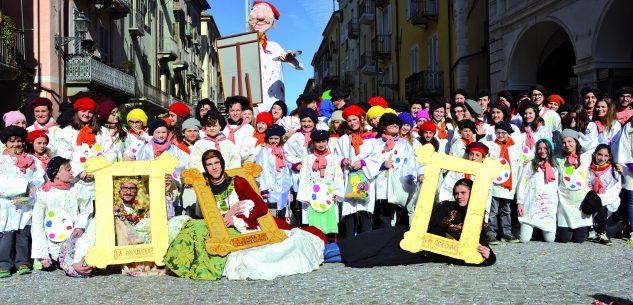 La Guida - Domenica tremila maschere invadono Cuneo