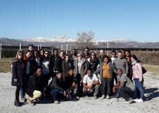 La Guida - Studenti internazionali visitano la Fondazione Agrion di Manta