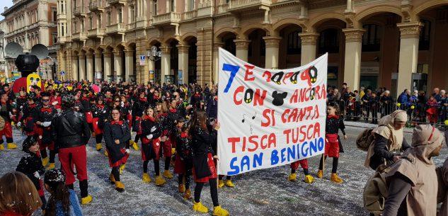 La Guida - San Benigno vince il 40° Carnevale dei Ragazzi di Cuneo
