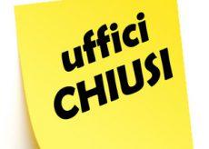 La Guida - Cuneo, l'Anagrafe chiusa il 15 e il 22 marzo