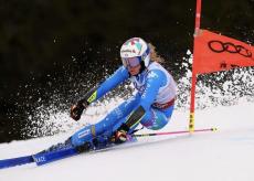 La Guida - Marta Bassino al 10° posto nella prima manche