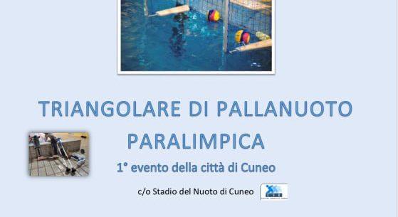 La Guida - La prima edizione della Granda Cup di pallanuoto paralimpica