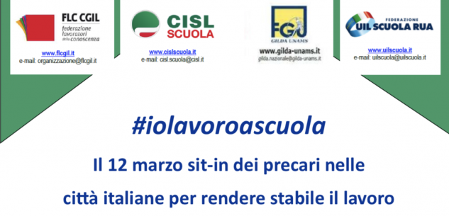 La Guida - A Cuneo una mobilitazione contro il precariato nella scuola
