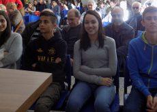 La Guida - Il caragliese Giorgio Tomatis atleta dell'anno dell'Unvs