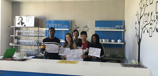La Guida - Cuneo, studenti Enaip terzi ad un concorso sui cocktail