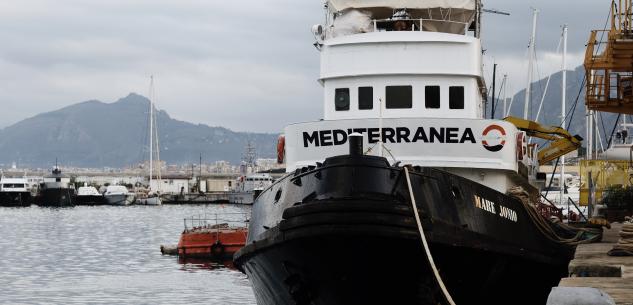 La Guida - Emmaus con Mediterranea per i migranti