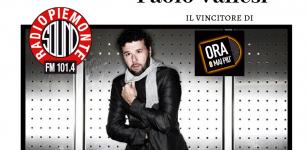 La Guida - Il nuovo singolo di Paolo Vallesi ai microfoni di Radio Piemonte Sound