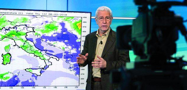 """La Guida - Busca """"capitale"""" della meteorologia"""