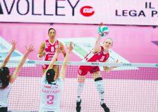 La Guida - Le ragazze di Cuneo sfidano le campionesse d'Italia