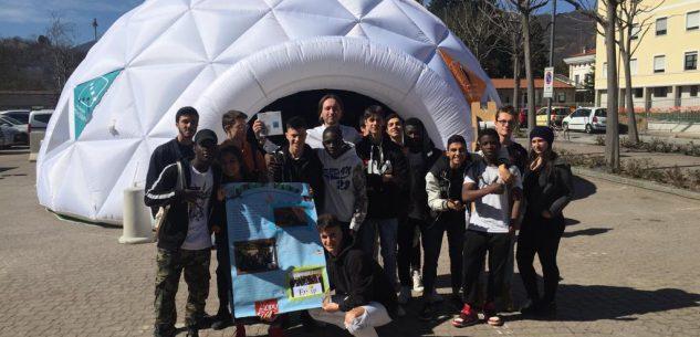 La Guida - Gli studenti dell'Enaip Cuneo vincono il contest sul clima