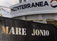 La Guida - Videointervista del comandante della nave Mare Jonio