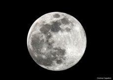 La Guida - La super luna piena gigante di primavera
