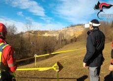 La Guida - Ceva, i droni scoprono gli effetti e i rischi di una cava gestita male