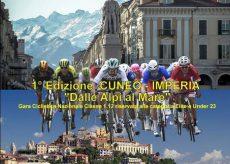 La Guida - Ciclismo, domenica 24 marzo la Cuneo-Imperia Under 23