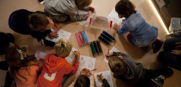 La Guida - I bambini disegnano al Museo Diocesano