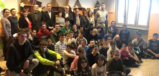 La Guida - Confindustria Cuneo premia alunni di Borgo San Giuseppe