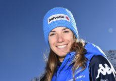 La Guida - Marta Bassino campionessa italiana di gigante