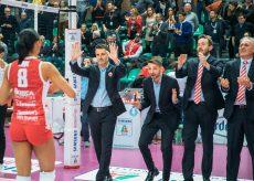 La Guida - La Cuneo Granda volley conferma Andrea Pistola e Domenico Petruzzelli