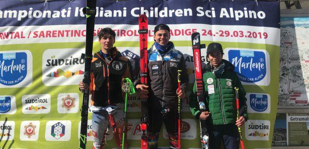 La Guida - Edoardo Saracco campione d'Italia nel gigante Allievi