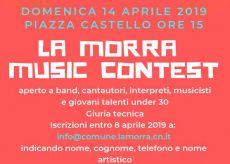 La Guida - La Morra Music Contest, modalità di iscrizione e regolamento