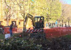 La Guida - Cuneo, in corso di completamento i lavori per migliorare aree verdi