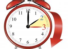 La Guida - Cambio dell'ora, lancette avanti