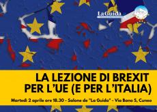 La Guida - La lezione della Brexit per l'Ue e per l'Italia