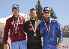 La Guida - Lorenzo Romano d'oro nella 50 km. Under 23