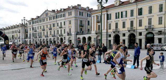 La Guida - I campionati italiani giovanili di duathlon a Cuneo