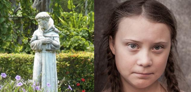 La Guida - Da San Francesco a Greta Thunberg per la difesa del pianeta