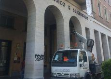 La Guida - Cuneo, lavori per migliorare l'illuminazione in corso Giolitti