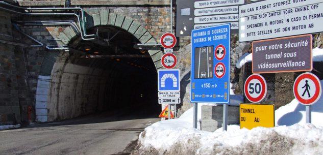 La Guida - Altre tre notti di chiusura del tunnel di Tenda