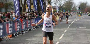 La Guida - Record personale per Claudio Ravera nella maratona di Manchester