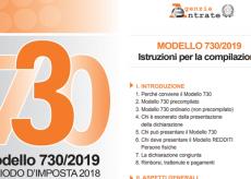 La Guida - Dichiarazione dei redditi, modelli 730 gratis in Comune a Cuneo