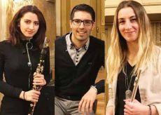 """La Guida - Giovani interpreti per """"Clarinetto e dintorni"""""""