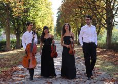 """La Guida - Il """"Quartetto Werther"""" al Civico di Caraglio"""