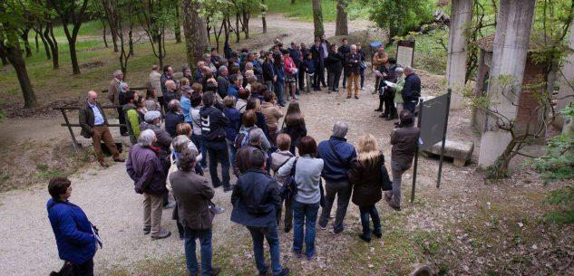 La Guida - Tornano le Passeggiate Letterarie nel bosco di Fontanafredda