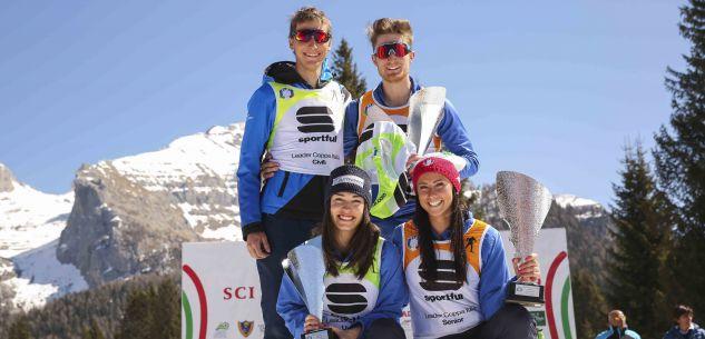 La Guida - Le classifiche ufficiali della Coppa Italia di sci nordico: Daniele Serra al primo posto