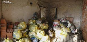 La Guida - Per due anni abbandonano rifiuti in una casa in ristrutturazione