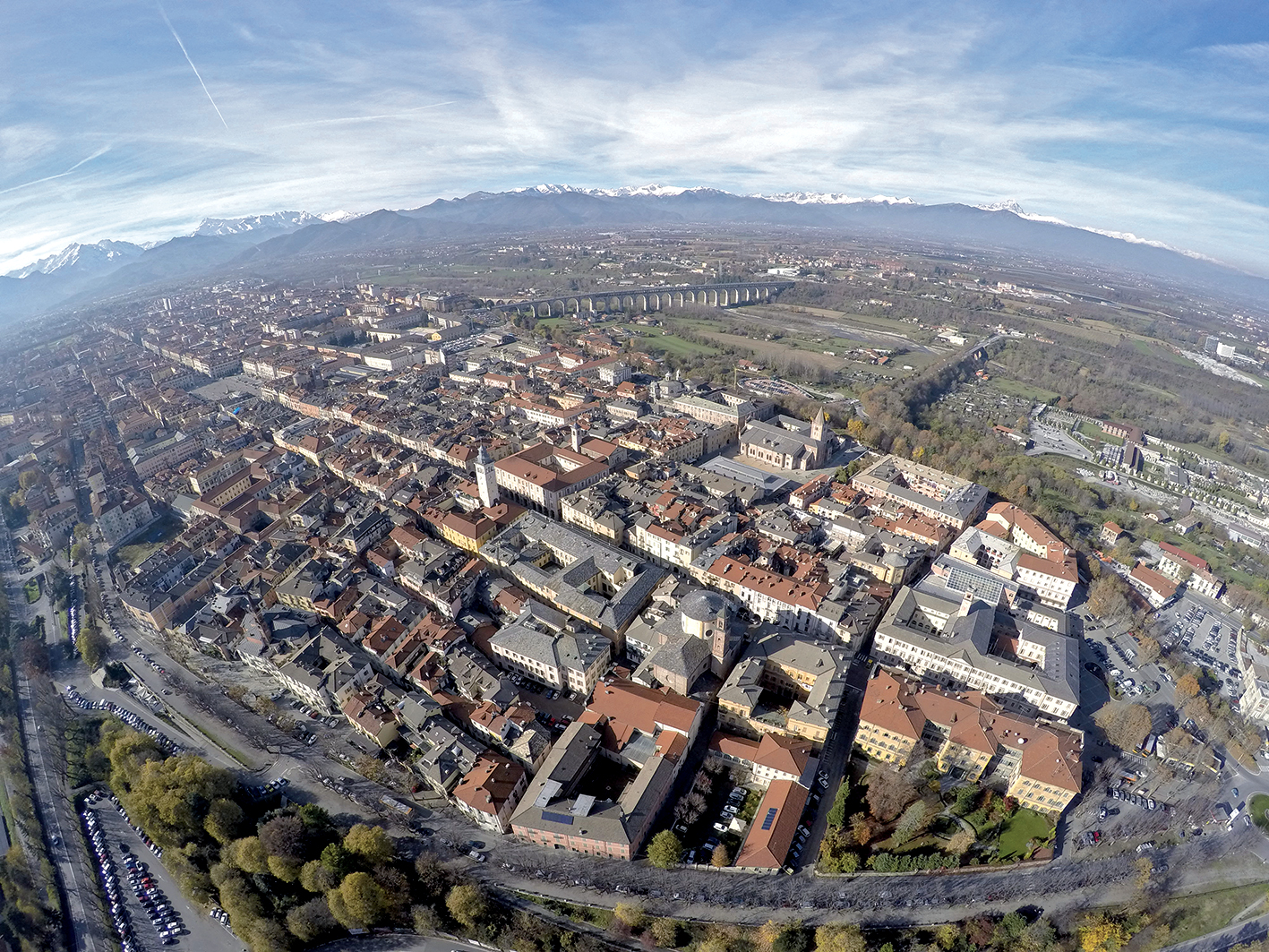 Studi Di Architettura Cuneo convenzione per progettare la cuneo del futuro - la guida