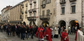 La Guida - La processione del Venerdì Santo nel centro storico