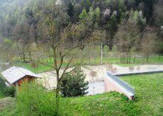 La Guida - Ha riaperto l'area di sosta per i camper di Frassino