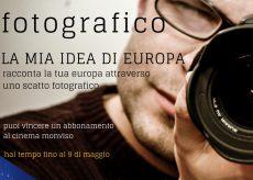 """La Guida - Ultimi giorni per partecipare al contest """"La mia idea di Europa"""""""