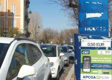 La Guida - A Cuneo cambio di gestione del sistema parcheggi