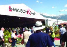La Guida - Maison & loisir, dal 24 al 28 il salone dell'abitare ad Aosta