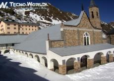 La Guida - Rinviato per neve il pellegrinaggio a Sant'Anna di Vinadio