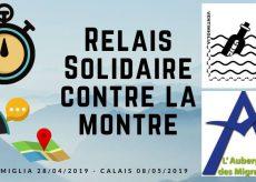 La Guida - Tre tappe cuneesi nella marcia contro le frontiere, da Ventimiglia a Calais