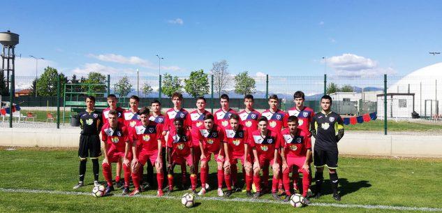 La Guida - Festa per Saluzzo U19, Area U19 e Centallo U17